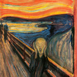 The Scream by Edvard Munch, 1893