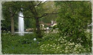 Victoria Gardens Bath England © wyatt 2013
