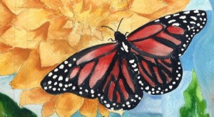 Butterfly by Trudy Ann Wyatt